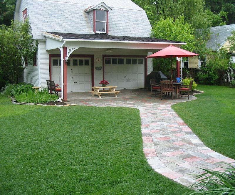 Landscape Maintenance Plan 1