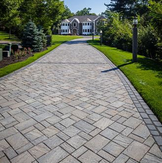 Snow removal tips to keep concrete pavers looking their best.