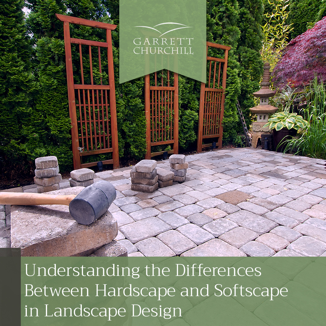 Understanding the Differences Between Hardscape and Softscape in Landscape Design