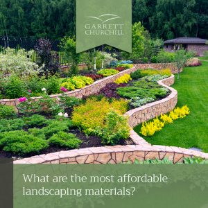 Read more about the article What Are The Most Affordable Landscaping Materials?