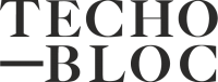 Techo-Bloc stack logo